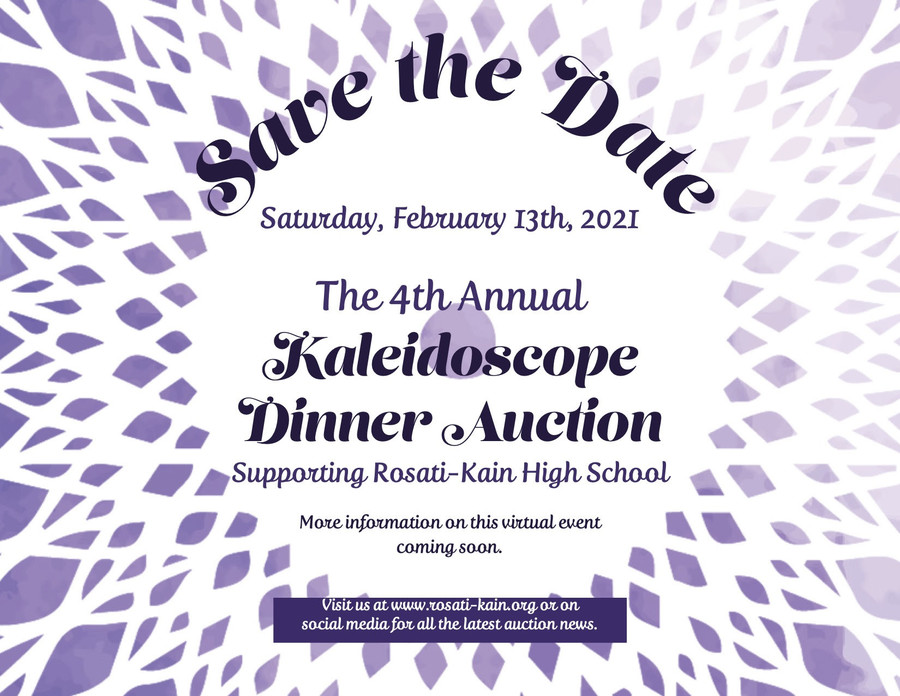 Auction Save Date
