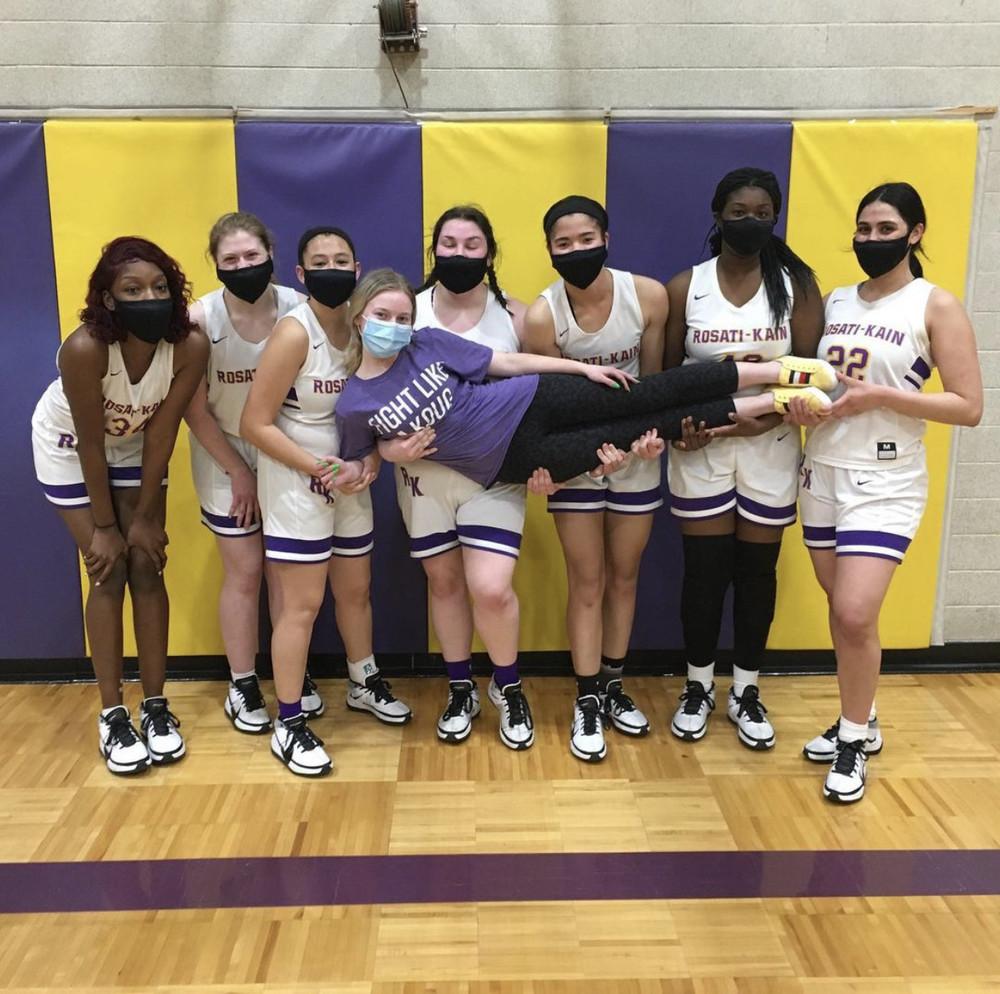 Rk Basketball Team 1