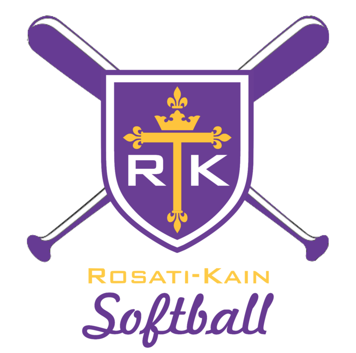 Softball Logo _ transparent background