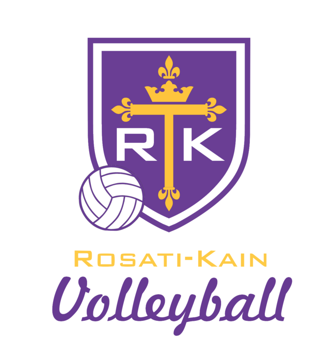 Volleyball logo Trns Bkgnd