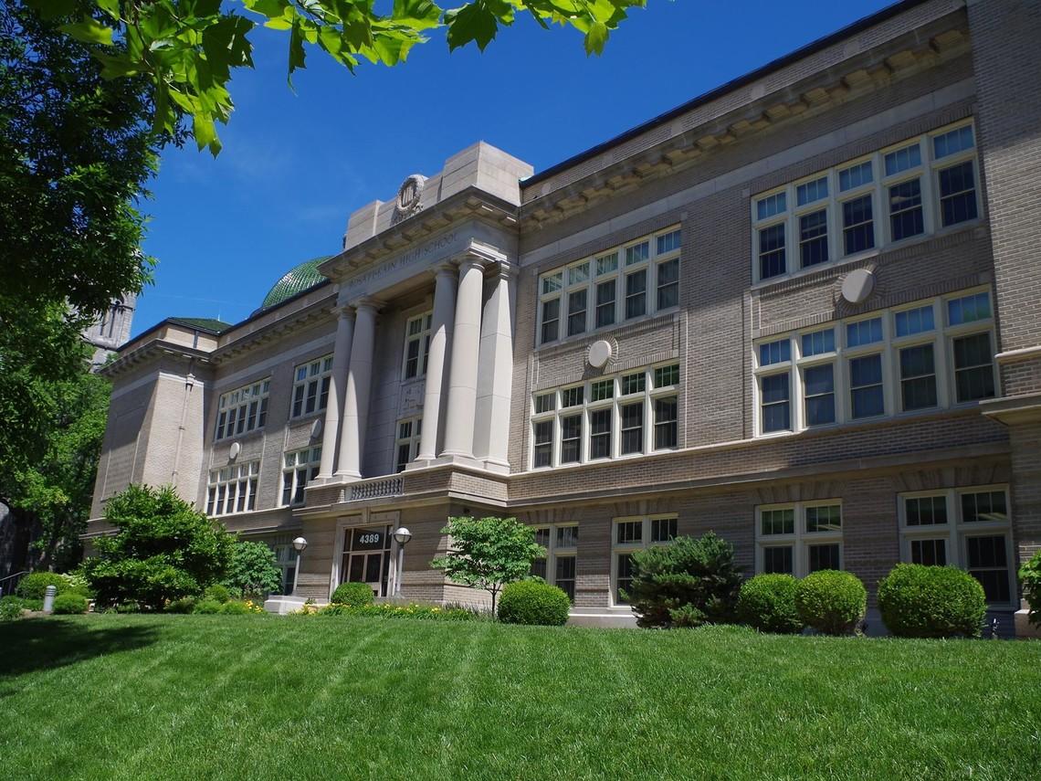 Rosati Kain School Image