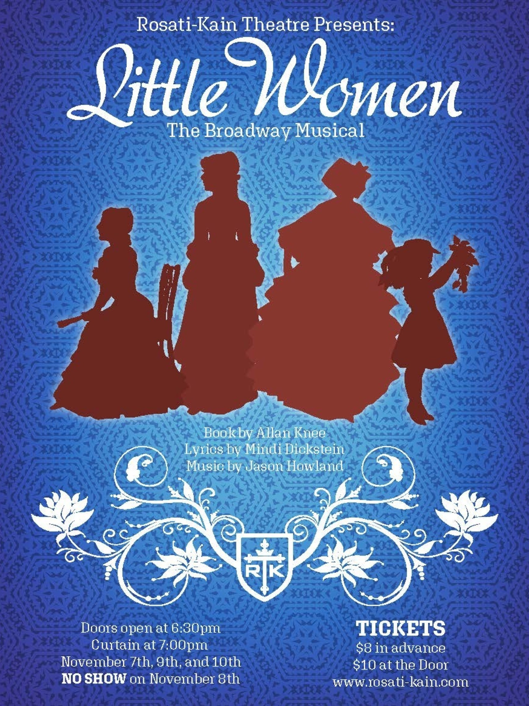 34400 Little Women Poster Oct 2018 Page 2