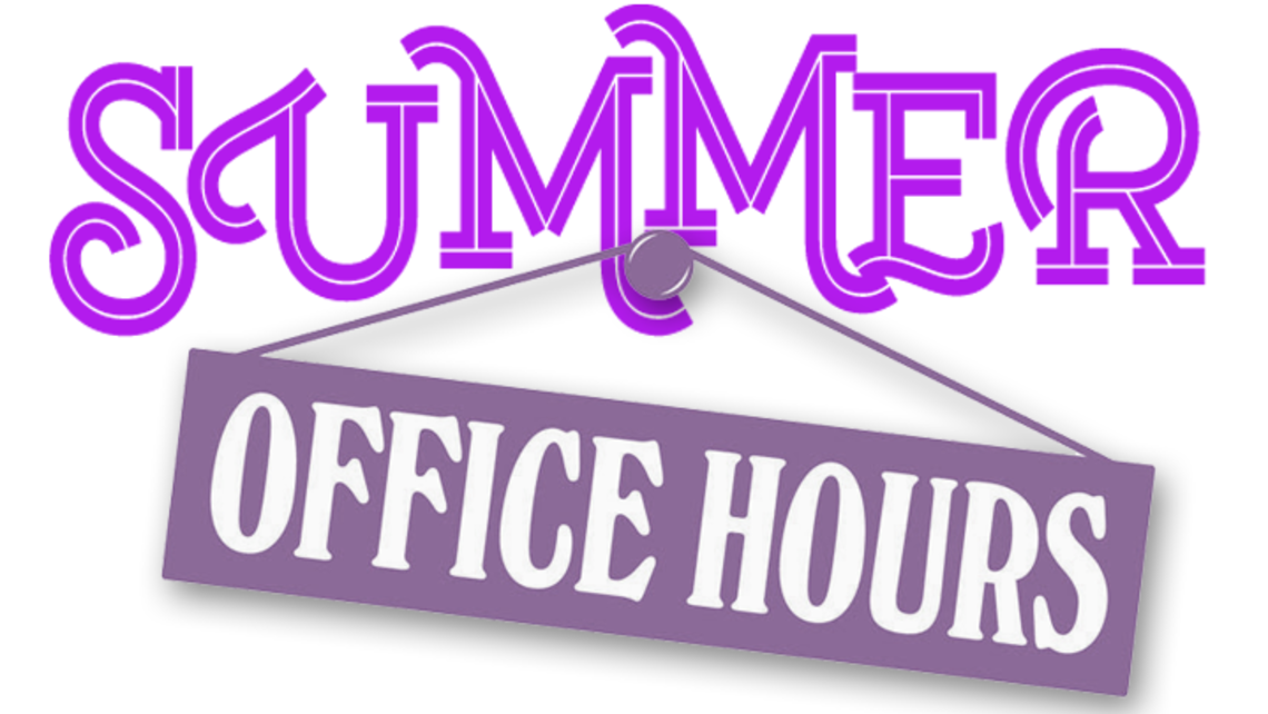 Image result for school summer hours clipart