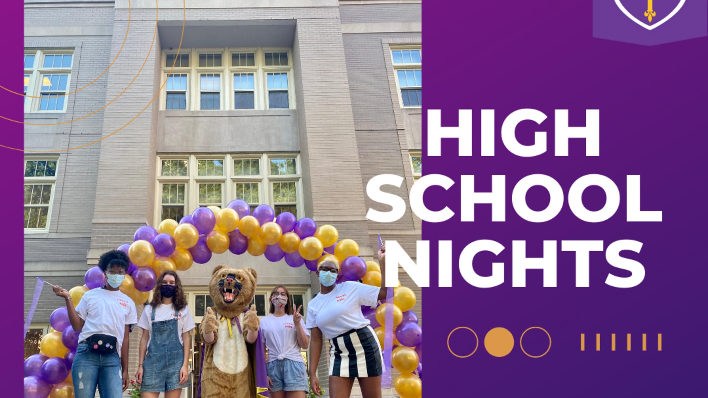 High School Night Image