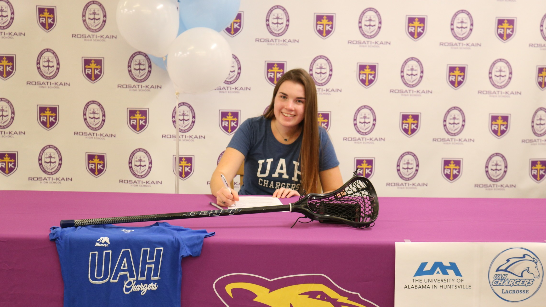 Signing Day for Alana Meara